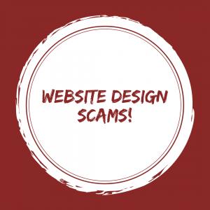 Website Design Scams